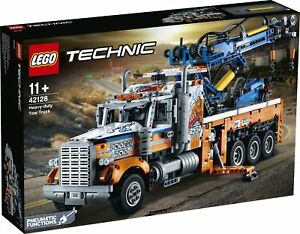 LEGO Technic 42128 Schwerlast-Abschleppwagen - NEU und OVP