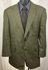 Brooks Brothers Houndstooth Mens Size 42 R Brown Sport Coat Wool Blazer Jacket