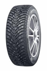205/45R17 88T XL Nokian Hakkapeliitta 8 Studded Tire