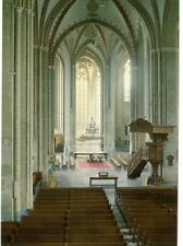 Zutphen, Netherlands  St. Walburg's Church unused postcard