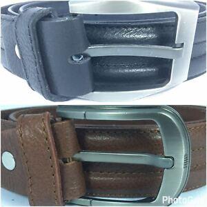 Men's Formal/Casual Genuine Leather Belt UPS1662