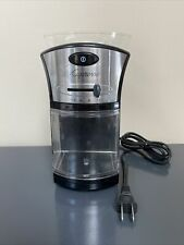 CAPRESSO Electric Burr Coffee Bean Grinder Whole Coffee Beans Model 559 No Lid