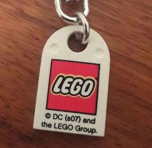 LEGO LOGO TILE KEYCHAIN KEYRING NEW