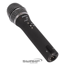 SWAMP Multifunction XLR + USB Vocal Dynamic Microphone + Headphone Output