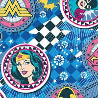 Girl Power Badges By The yard Wonder Woman Bat Girl Super Girl