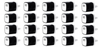 20x USB 1A Wall Charger Power Adapter AC Home US Plug FOR iPhone Samsung LG BLK