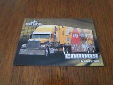 2013 Press Pass Ignite Convoy Kyle Busch Card #C 10