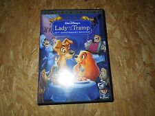 Lady and the Tramp (DVD, 2006, 2-Disc Set, Special Edition) *****LN*****