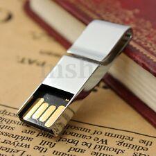 16GB Metal USB 2.0 Flash Drive Memory Stick Storage Thumb Pen U Disk Waterproof