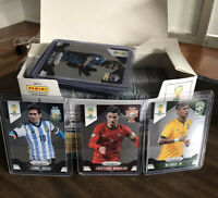 2014 Prizm World Cup Aoccer Futball Full Complete Set 1-201 Messi Ronaldo Neymar