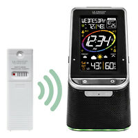 S86842 La Crosse Technology Wireless Weather Station with Bluetooth TX141TH-BV2