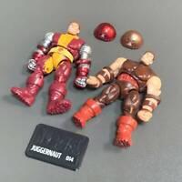 "Marvel Universe Legends X-Men JUGGERNAUT COLOSSUS 80th Anniversary 5"" Figure Toy"