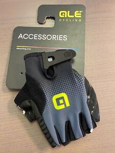 Alé Cycling Dots Gloves - Gray - Medium