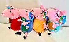 Peppa Pig Whole Family Plush Toy Stuffed Doll US Seller