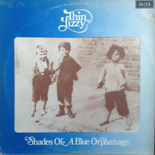 Thin Lizzy ‎– Shades Of A Blue Orphanage (GREEK EDITION)