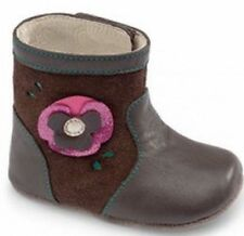 Smaller By See Kai Run Tenley Leather Ankle Boot 9-12 Months Baby