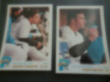 Rare 2000 Portland sea dogs set  Marlins   nate bump pablo ozuna