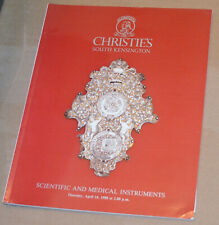 Christie'S Scientific and Medical Instruments