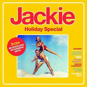 JACKIE ~ HOLIDAY SPECIAL NEW 2CD SUMMER PARTY HITS DR.HOOK,ELTON JOHN,10cc Etc