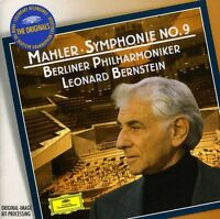 Leonard Bernstein, A. Mahler - Symphony No 9 [New CD]