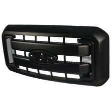 OEM NEW Genuine 2011-2014 Ford F250 F350 F450 F550 Super Duty Black Front Grille