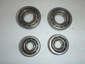 FULL SET of MADE IN USA Front Wheel Bearings 1958-1961 Pontiac 58 59 60 61