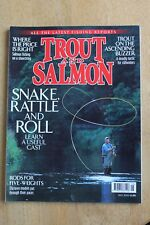 Trout and Salmon Magazine - May 2003