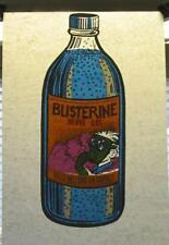 LAST1! Blisterine Listerine Topps vTg Wacky Packs Packages t-shirt put iron-on