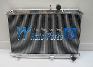 Aluminium Radiator For Mazda RX-8 RX8 MT 04-08
