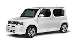 Nissan Cube 2009-2014 3M Scotchguard Paint Protection Film for Hood & Bumper