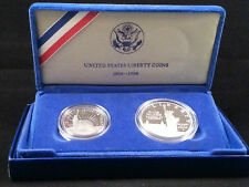 1986 S United States Liberty Coin Set