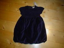 WI 12/13 paglie de fiesta vestido, azul oscuro talla 128