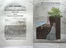 VENEZIA ARCHITETTURA ANTICA CON TAVOLE