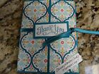 Stampin Up Thank you homemade greeting card Sycamore Indigo Blue