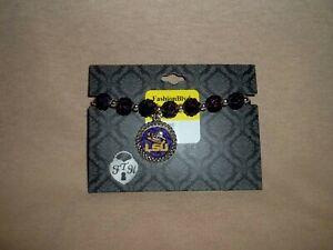 LSU Tigers Bracelet