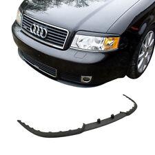 Pare-Chocs avant Becquet Tasse Spoiler Aileron Lèvre pour Audi A6 4b C5+