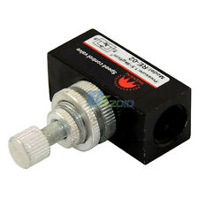 "Ajustable 1 Way 1/2"" Pneumatic Throttle Valve Air flow Speed Control Throttling"