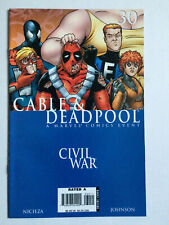 Cable and Deadpool 30 Marvel Comics