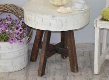 Tisch Esstisch Gartentisch Metall Shabby Chic Eisentisch Kaffeetisch Bistrotisch