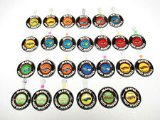 HOT WHEELS REDLINE MISC BADGES BUTTONS (SEE LIST TO CHOOSE FROM)