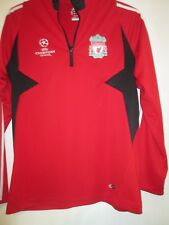 "Liverpool Football Pull over top Adidas Champions League Size 38""-40"" /43617"