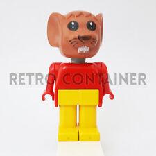 LEGO Minifigures - 1x fab9a - Mouse 1 - Fabuland Omino Minifig Set 3671 3781