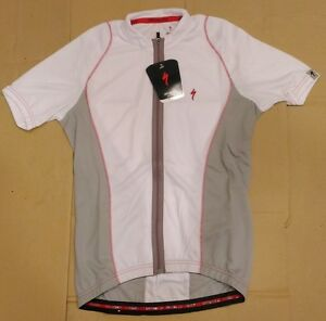 Specialized Cycling Avilan bike Jersey,Men,Wht/Lt Gry,Blu/Lt Gry,New,S/M/L/XL
