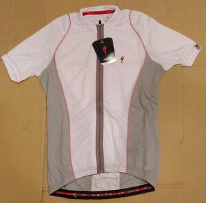 Specialized Cycling Avilan bike Jersey,Men,Wht/Lt Gry,Blu/Lt Gry,New,S/M/L/XL