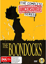 The Boondocks - Complete Series Uncensored DVD R4