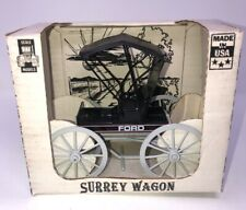 FORD Surrey Wagon-Die Cast 1/16 Scale Brand New In Box