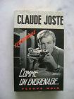 Claude JOSTE - Comme un engrenage - Fleuve noir espionnage EO