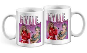Kylie Minogue Appreciation Mug - Neighbours, Princess of Pop