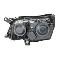 Right Headlight Assembly For 2009-2011 Volkswagen Tiguan 2010 TYC 20-9051-00-1