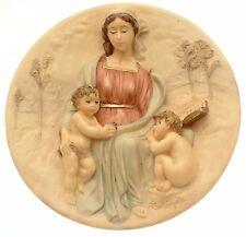 c1986 Studio Dante di Volteradici Il Dono della Saggezza Madonne del
